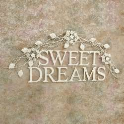 Word Wall Decor by Sweet Dreams Gold Metal Word Wall
