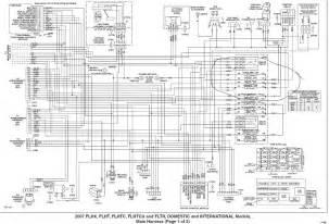 2002 harley electra glide wiring diagram wiring diagram