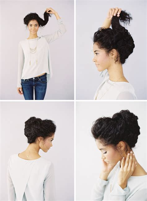 Wedding Hairstyles Buzzfeed by 21 Hairstyles You Can Do In Less Than Five Minutes