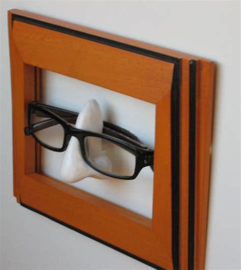 items similar to wallmounted eyeglass holder s