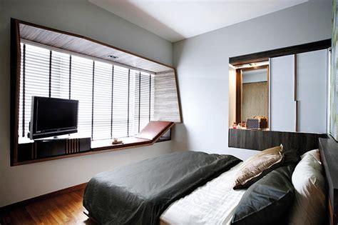 ways  work  bay window home decor singapore
