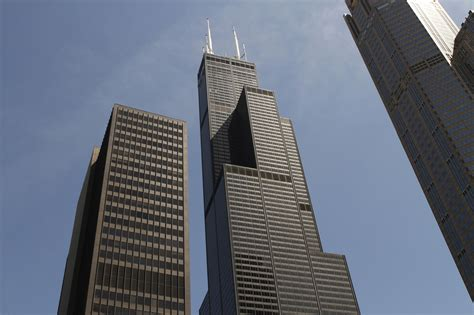 Sears Tower vote what would you rename the willis tower chicago
