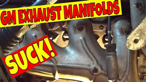 gmc sierra exhaust manifold bolts replacefixrepair p