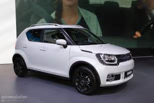 Suzuki Ignia 2017 Suzuki Ignis Locks On Sx4 S Cross