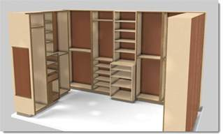 Bedroom Cabinet Design Software Closet Design Software Aids Sales Sketchlist 3d