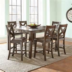 height piece rich: piece counter height dining set counter height dining accents piece