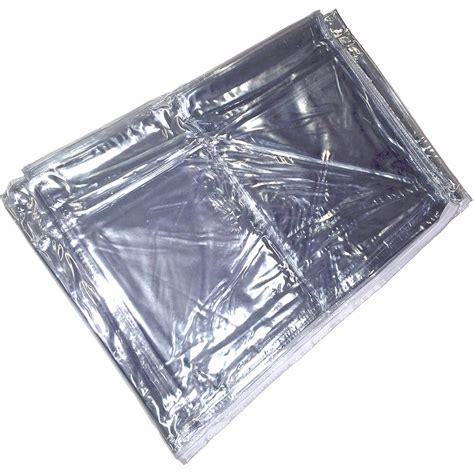 quality fabricators vinyl cover w zipper for 4ft garment