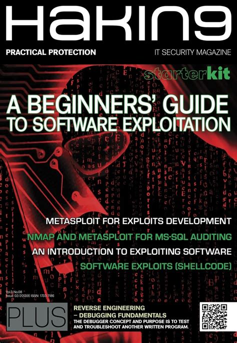 A Guide To Software learn software exploitation techniques step by step and