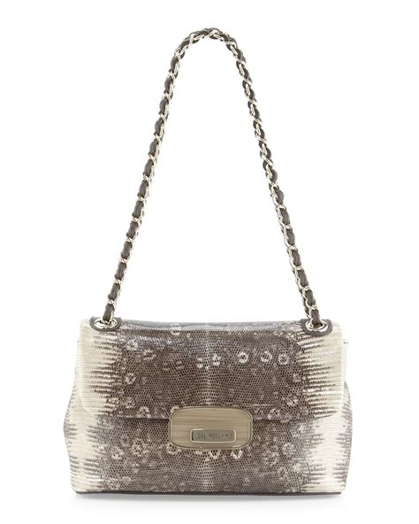 Longch Snake Print Small Bag moschino small snakeprint shoulder bag lyst