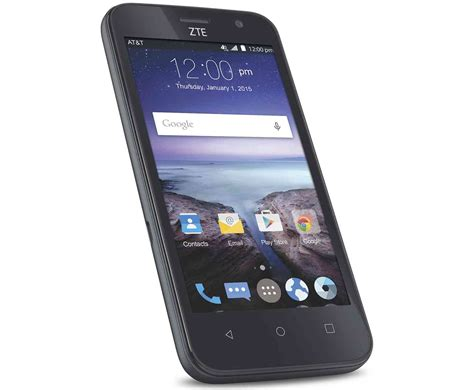 zte android zte maven hitting at t with android 5 1 zte sonata 2 to cricket phonedog