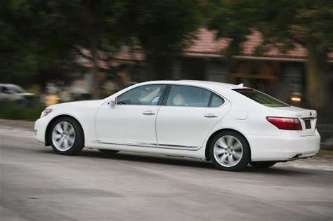 how make cars 2010 lexus ls hybrid free book repair manuals 2010 lexus ls 600h l hybrid review top speed