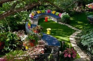 garden area ideas beautiful garden design and backyard lndscaping with