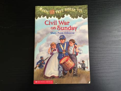 magic tree house 21 review magic tree house 21 civil war on sunday janeil harricharan