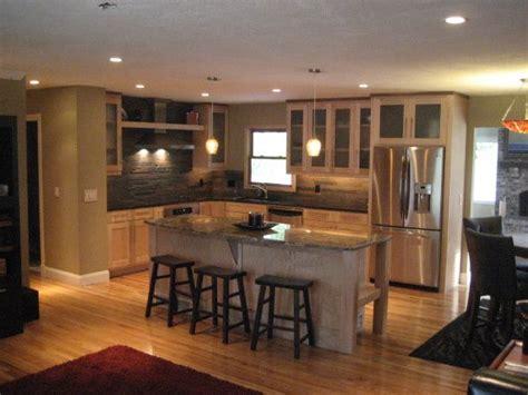 raised ranch kitchen remodel