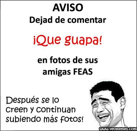 Memes En Espaã Ol Para Facebook - memes graciosos para facebook dejad de mentir en los