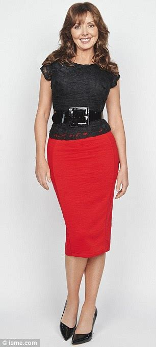 how a 50 year old woman should dress carol vorderman s fashion advice for older women as isme