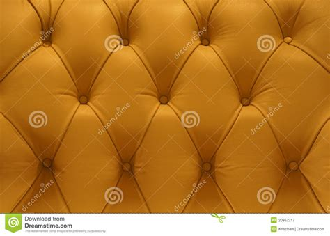 yellow leather pattern yellow leather pattern sofa royalty free stock photography