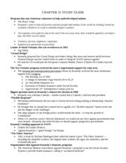 Us History Chapter 6 Section 3 by Chapter 31 Section 2 And 3 Worksheet Beatty