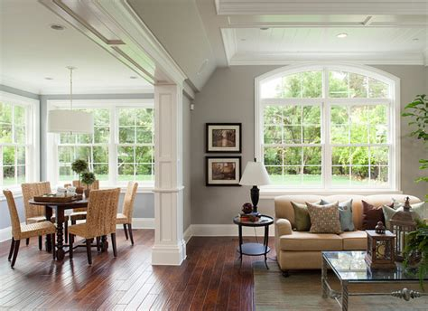 lovely colonial home interior on home interior intended