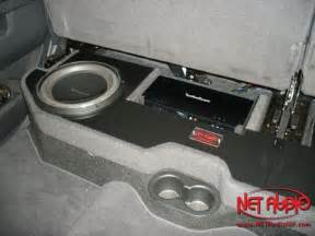 dodge ram cab 2002 2012 single 10 custom subwoofer