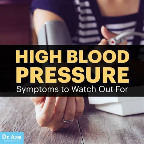 Detox Symptoms High Blood Pressure by 1000 Images About Health Dr Axe And Friends On