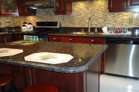Brown Pearl Granite Countertop Pictures by Gallery Kitchen Bathroom Countertops Granite Quartz