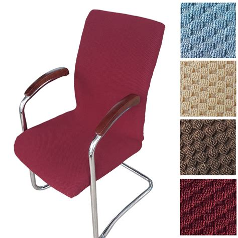 Dining Chair Office Computer Chair Cover One Piece Elastic Dining Chair Cushion Cover
