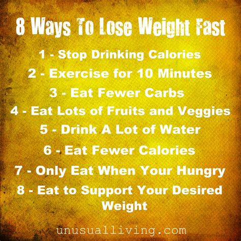 7 Ways To Lose Weight After by Ashely Mclamb