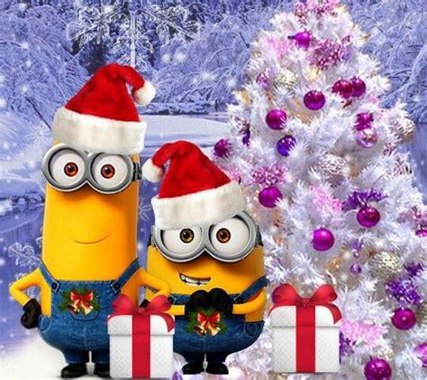 kevin bob   minion chirstmas minions minion christmas merry christmas minions