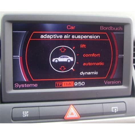 Tieferlegung Q7 Luftfahrwerk by Elektronische Tieferlegung Audi A6 A8 Q7 Vw Touareg