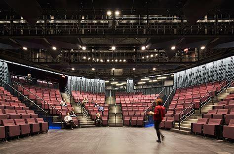 designboom theatre studio gang completes writers theatre near chicago