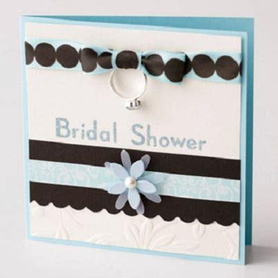 wedding shower cards to make 4 diy wedding card ideas