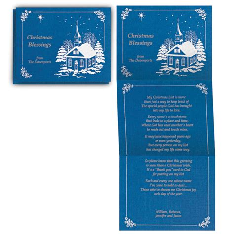 Personalized Cards Religious - personalized religious cards