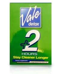 Vale Detox One Hour Formula Review by Vale Detox 2 Hours Stay Cleaner Longer