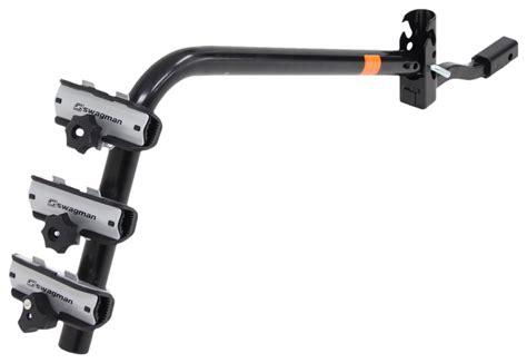 Folding Bike Rack Hitch by Swagman Xp Folding 3 Bike Rack For 1 1 4 Quot And 2 Quot Trailer