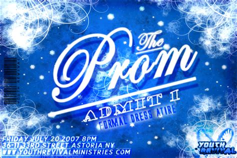 the prom ticket by evshark on deviantart