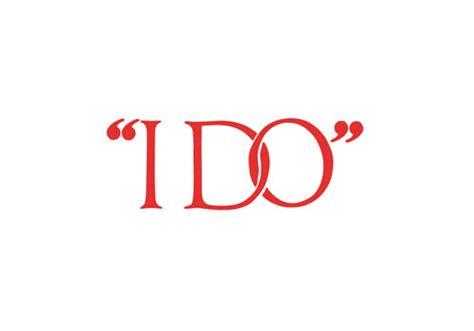 ido design i do by george lois logo design