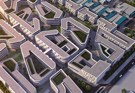 Design Free Zone Dubai | wasl jv to build 735m dubai e commerce free zone