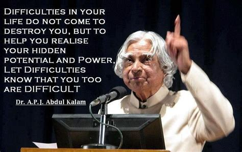 Abdul Kalam Quotes Activating Thoughts Picture Quotes By Dr Apj Abdul Kalam