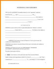 5 rent lease agreement form forklift resume