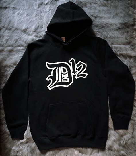 Hoodie Zipper Eminem D12 Hiphop Zemba Clothing D12 Hoodie Reviews Shopping D12 Hoodie Reviews On