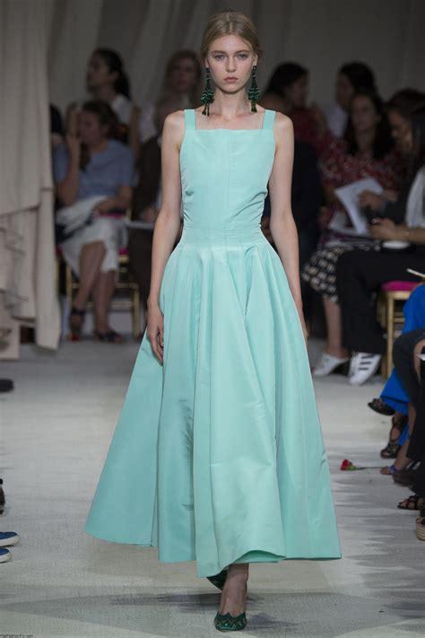 New York Fashion Week Oscar De La Renta by Oscar De La Renta Summer 2016 Collection New York