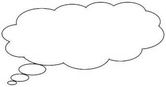 thought template printable speech bubbles cliparts co