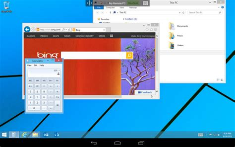 remote desktop for android microsoft remote desktop arrives on play lets you your pc from your android device