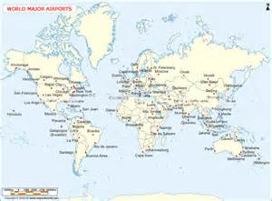 us map with cities and airports united cargo travels