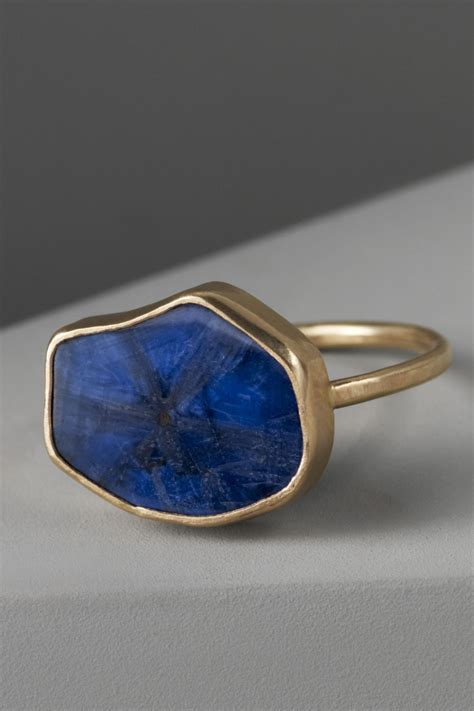 Ac 8427 Gold 29 best images about blue sapphire rings on