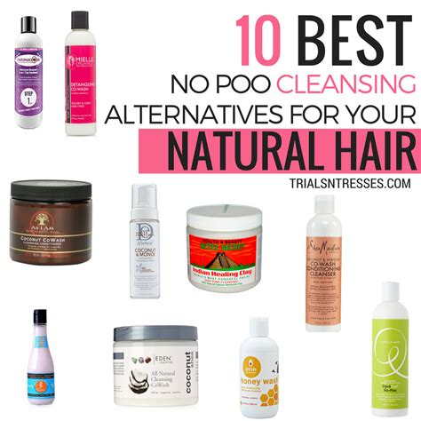 Best Hair Detox Method by 10 Best No Poo Cleansing Alternatives For Your Hair