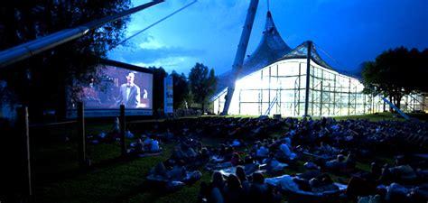 Open Air Theater Englischer Garten München by Kino Am Olympiasee Der M 252 Nchen