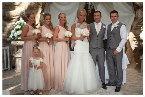 blush and pink wedding june 18th nissi bay cyprus blush pink featured