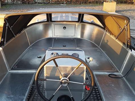 aluminium boot met motor tender 700 power voor sublieme prestaties